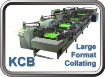 Navigate KEPES Collating Base - Large Format