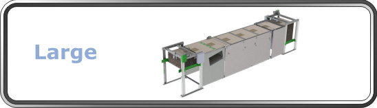 Navigate large format sheet transport systems that can be integrated with various camera systems, readers, and scanners