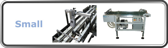 Navigate small format sheet transport systems that can be integrated with various camera systems, readers, and scanners